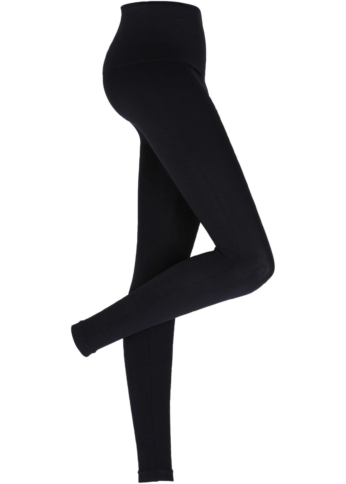 Sömlösa leggings, bpc bonprix collection, svart