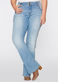 Stretchjeans, BOOTCUT, John Baner JEANSWEAR, blue stone