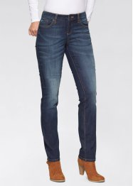 Stretchjeans STRAIGHT, John Baner JEANSWEAR, darkblue stone used