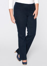"Stretchjeans ""bootcut"", bpc bonprix collection, dark denim"