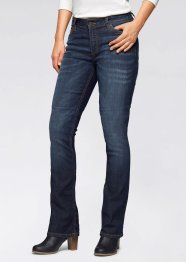 Stretchjeans BOOTCUT, John Baner JEANSWEAR, dark denim used
