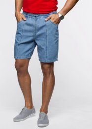 Bermudashorts, classic fit, bpc bonprix collection, blå
