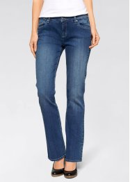 Stretchjeans BOOTCUT, John Baner JEANSWEAR, blue stone used