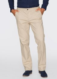 Stretch-chinos, bpc selection, beige