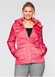 Tunn täckjacka, bpc bonprix collection, ljus pink
