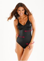 Formande body, bpc bonprix collection, svart