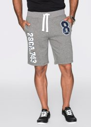 Svettisshorts, bpc bonprix collection, svart