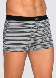 Boxershorts (3-pack), bpc bonprix collection, randig