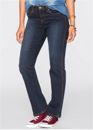 "Stretchjeans ""Gör smalare"", John Baner JEANSWEAR, dark blue stone used"