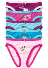 Trosa (5-pack), bpc bonprix collection, rosa/pink/aqua