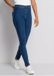 MUST-HAVE: High Waist Super Skinny, RAINBOW, blue stone