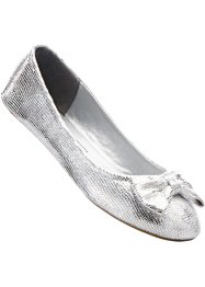 Ballerinor, bpc bonprix collection, silver