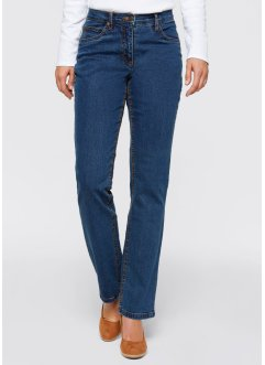Stretchjeans STRAIGHT, John Baner JEANSWEAR, blue stone