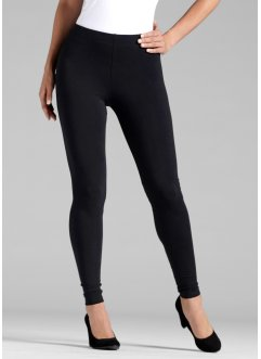 Leggings (2-pack), BODYFLIRT, svart