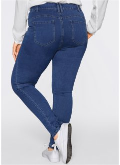 Push-up-jeans i powerstretch, bpc bonprix collection, blue stone