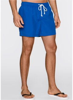 Strandshorts, normal passform, bpc bonprix collection, azurblå
