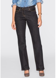 Stretchjeans STRAIGHT, John Baner JEANSWEAR, black stone