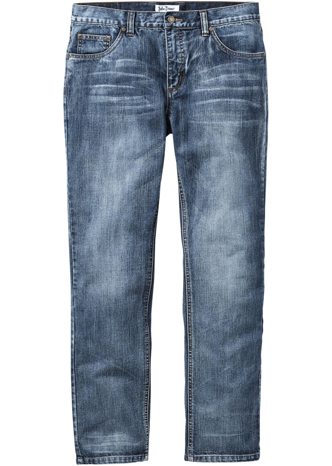 Jeans, normallängd