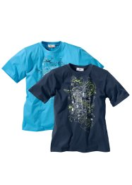 T-shirt (2-pack) (bpc bonprix collection)