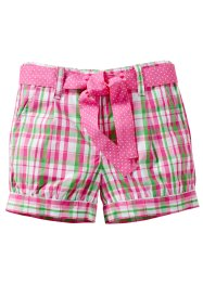 Shorts med skärp (bpc bonprix collection)