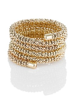 Armband Tina, bpc bonprix collection, guld