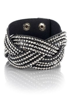 Armband Merrit, bpc bonprix collection, svart