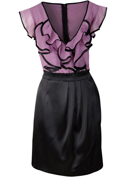 2-1-klänning