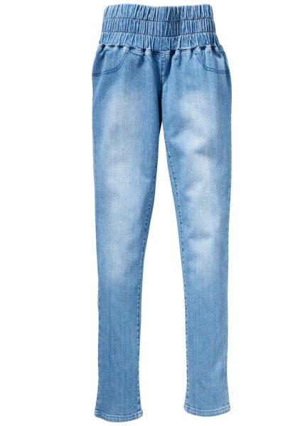 Jeansleggings «Slim-effekt», normallängd