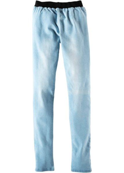 Jeansleggnings «SKINNY», normallängd