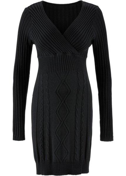 bpc bonprix collection - Mammamode: stickad klänning