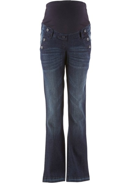 bpc bonprix collection - Mammamode: Stretchjeans, bootcut
