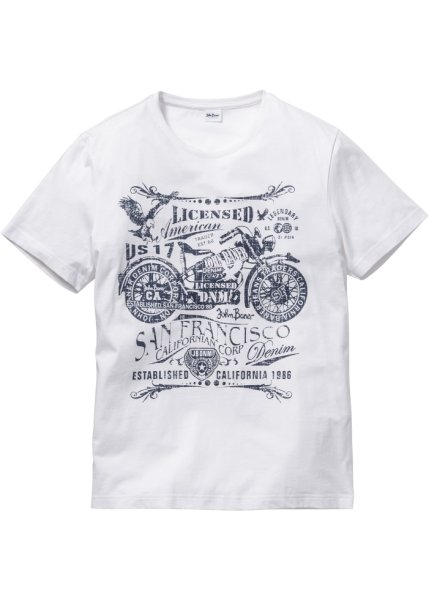 Bonprix SE - T-shirt med tryck, normal passform 99.00