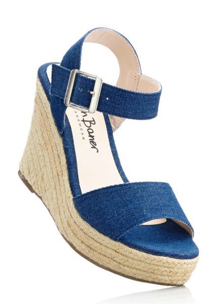 Bonprix SE - Sandal med kilklack 199.00