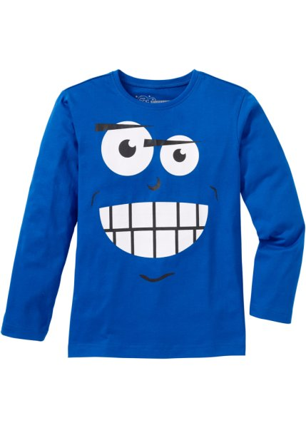 Bonprix SE - Långärmad T-shirt med coolt tryck 89.00