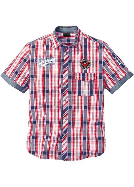 Bonprix SE - Kortärmad skjorta, normal passform 229.00