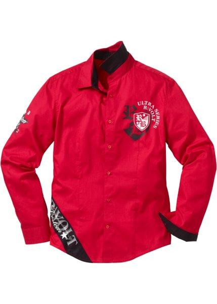 Bonprix SE - Långärmad skjorta, smal passform 229.00
