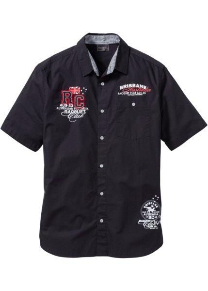 Bonprix SE - Kortärmad skjorta, normal passform 199.00