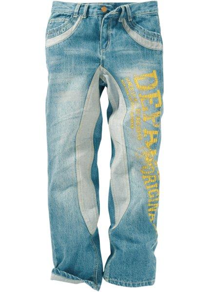 Bonprix SE - Jeans med tryck, Normal strl. 229.00