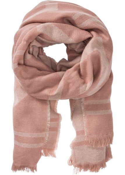 Bonprix SE - Extra stor scarf med entom�nster 169.00