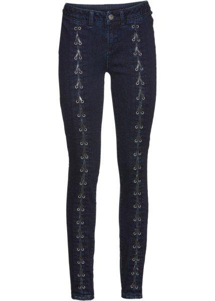 Bonprix SE - Skinny jeans med snörning 349.00