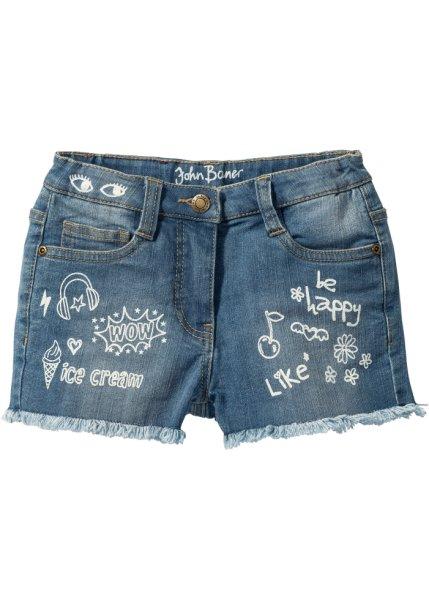 Bonprix SE - Shorts med fransar 159.00