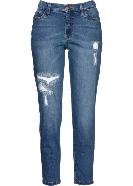 Bonprix SE - Girlfriend-jeans, 7/8-längd - i design av Maite Kelly 299.00