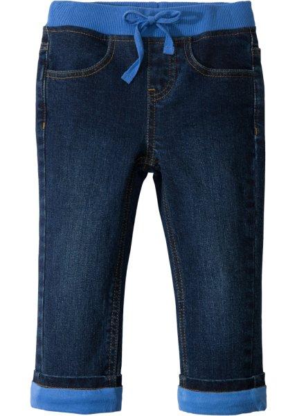 Bonprix SE - Jeans med jerseyfoder 229.00