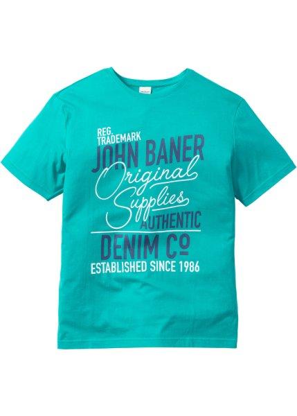Bonprix SE - T-shirt med tryck, normal passform 89.00