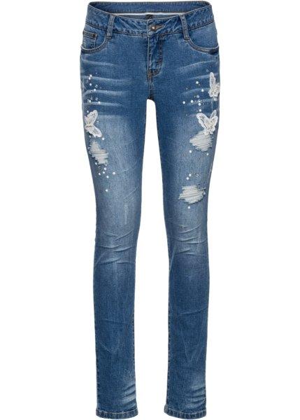 Bonprix SE - Jeans med broderi 429.00