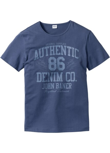 Bonprix SE - T-shirt med tryck, normal passform 79.00