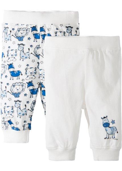 Bonprix SE - Babybyxa i jersey (2-pack), ekologisk bomull 129.00