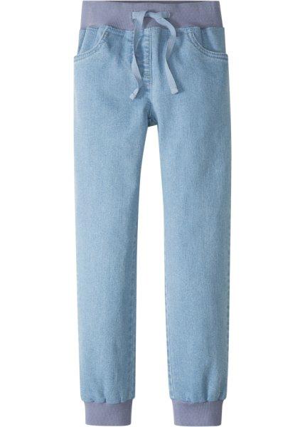 Bonprix SE - Jeans med ribbad linning, loose fit 199.00