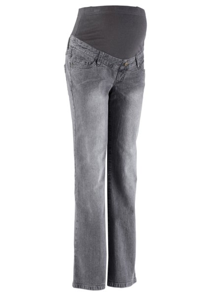 bpc bonprix collection - Mammamode stretchjeans, normallängd