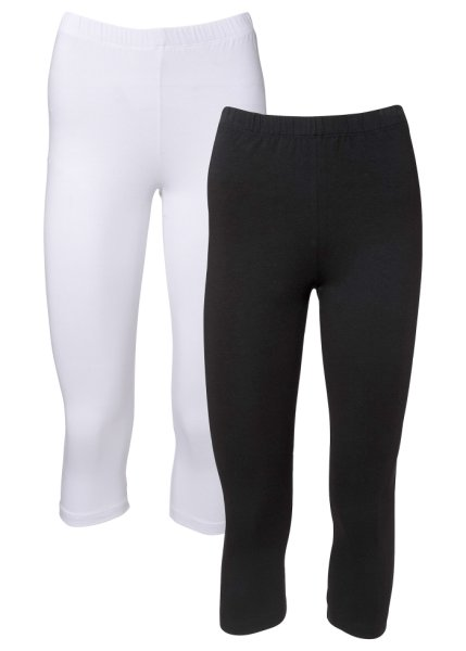 Caprileggings (2-pack)